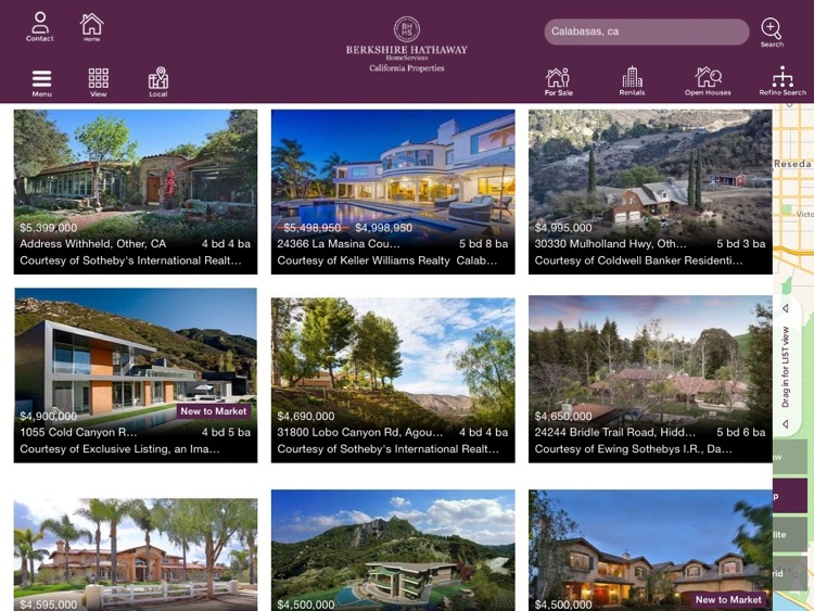 Berkshire Hathaway HomeServices Home Search App screenshot-4
