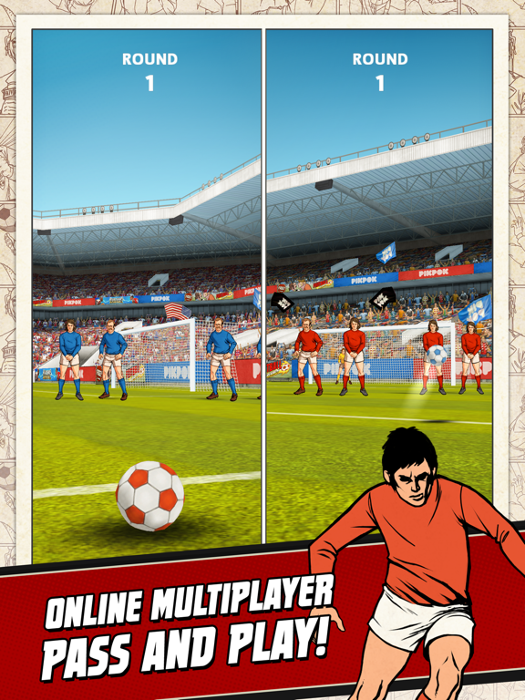Flick Kick Football-ipad-2