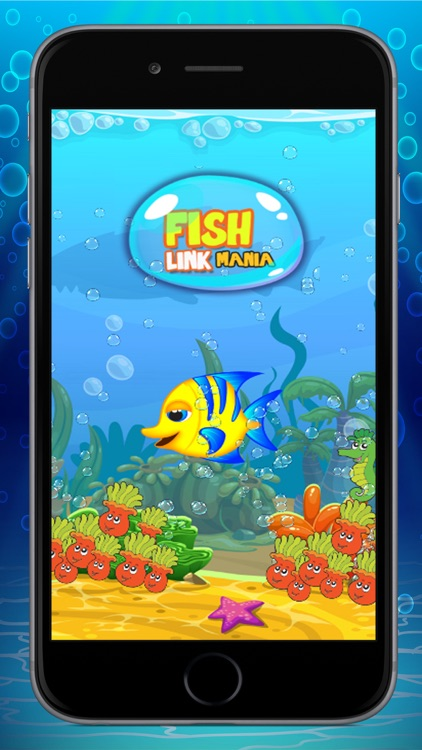 Fish Link Mania
