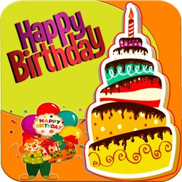 Birthday Card Maker: Wish & Send Happy Greetings