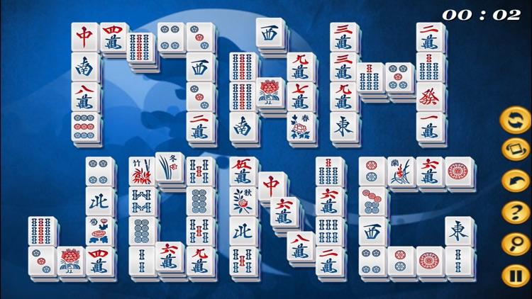 Mahjong Deluxe screenshot-3