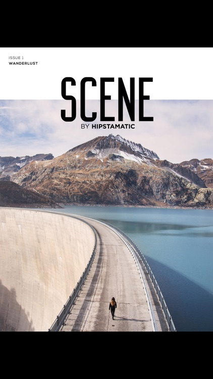 Scene Magazine by Hipstamatic screenshot-0