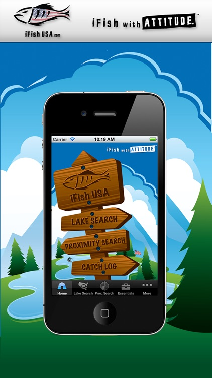 iFish USA - The App for Fishing in America