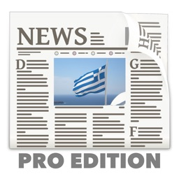 Greek News in English & Greece Radio Pro