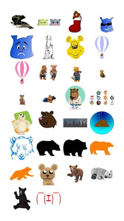 Bear Sticker Pack!