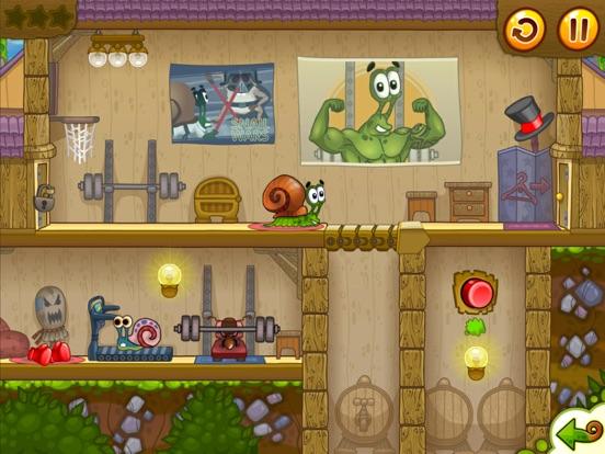 Snail Bob 2 (Улитка Боб 2) для iPad