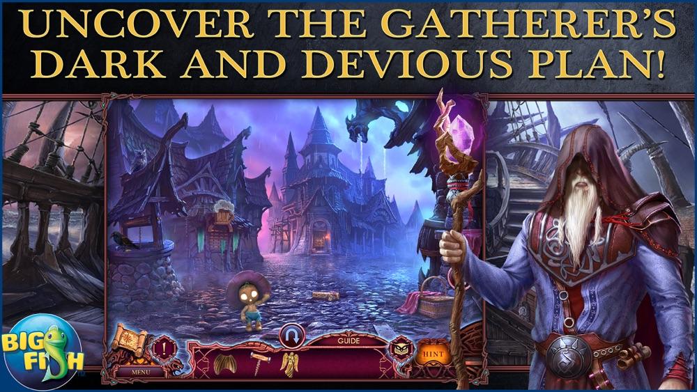 League of Light: The Gatherer – Hidden Objects