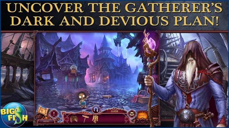 League of Light: The Gatherer - Hidden Objects screenshot-0