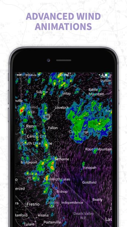 MyRadar NOAA Weather Radar, Forecasts & Storms