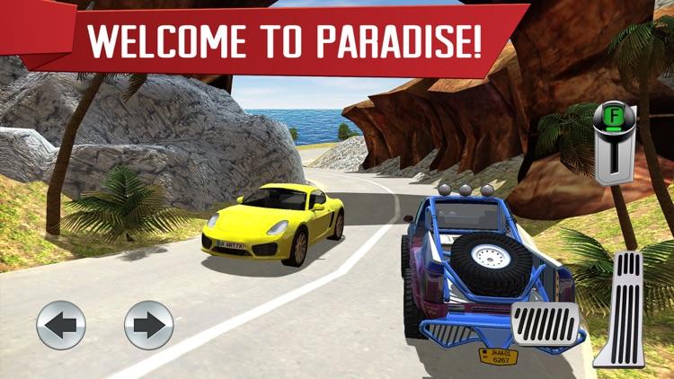 Vacation Tourist: Mountain Road Climb Racing Sim