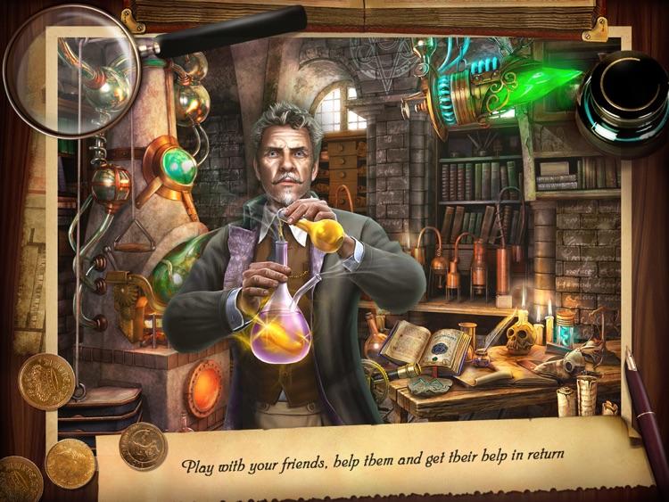 Mystery Manor: Hidden Adventure HD screenshot-3