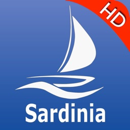 Sardinia GPS Nautical charts pro