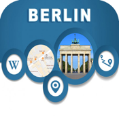 Berlin Germany Offline Map Navigation Guide app review