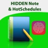 Hidden HotSchedules & Color Note with FingerPrint Reviews