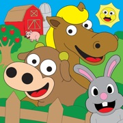 Coloriage Animal Farm Coloring Book Pour Jeux