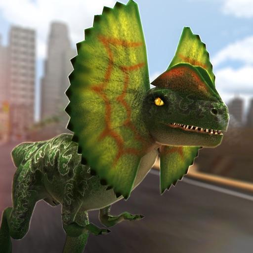 мой друг динозавр | онлайн дикий животное