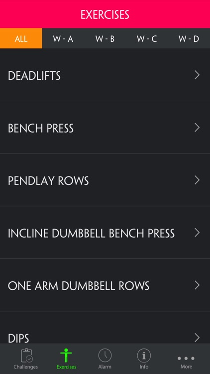 8 Week Chest & Back Specialization Workout Pro screenshot-3