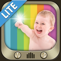 Video Touch Lite - Play baby games & animal words