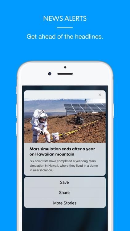 Des Moines Register app image