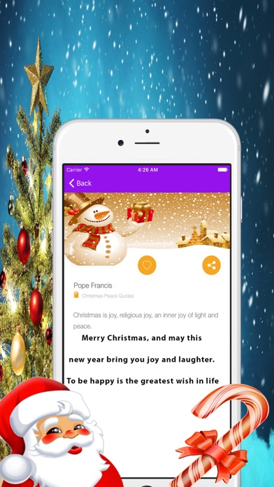 Merry Christmas Quotes Wishes & Greetings Holidays - App - Mobile Apps