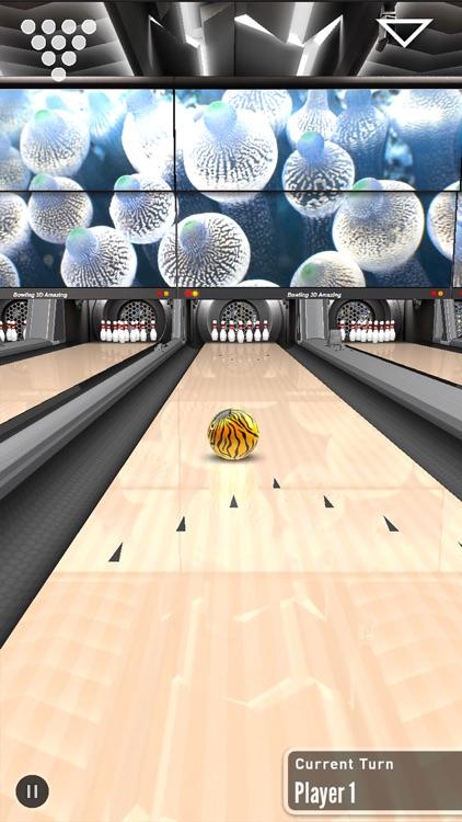 Bowling 3D Master screenshot-3