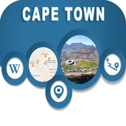 Cape Town South Africa OfflineMap Navigation GUIDE