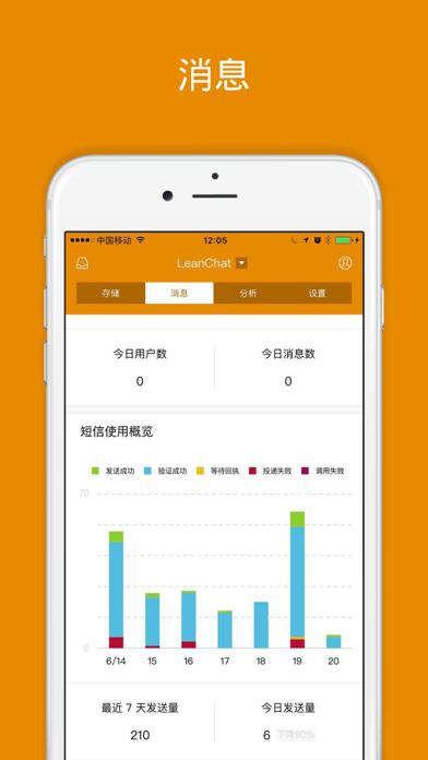 LeanCloud 官方客户端 screenshot two