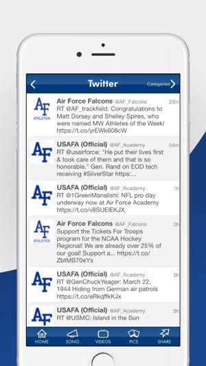 Air Force Academy Campus Map.U S Air Force Academy On The App Store