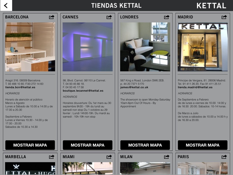 KETTAL: Timeless Design Outdoor Furniture screenshot-3