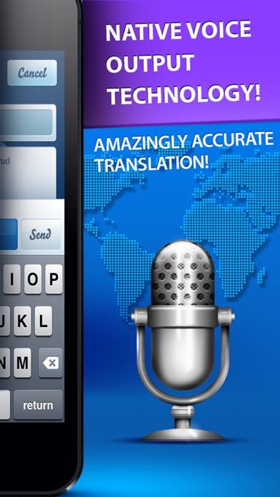 スピーチ翻訳 + 翻訳アプリのスクリーンショット4