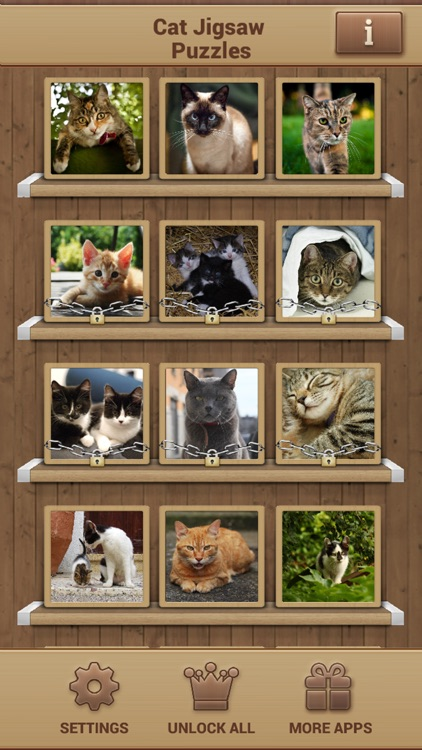 Cat Jigsaw Puzzles screenshot-1