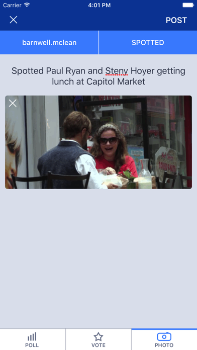 Capitol Bells Screenshot on iOS