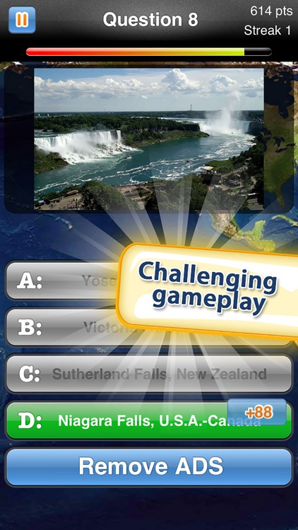 Geography Quiz Game Multiplayer By Webelinx DOO - Geography quiz game