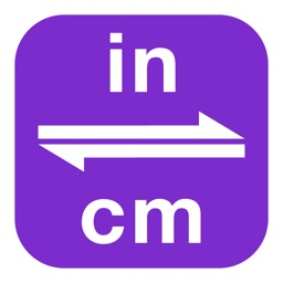 Inches to Centimeters | in to cm