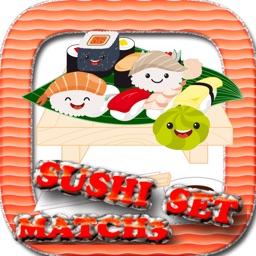 Sushi Set Macth 3