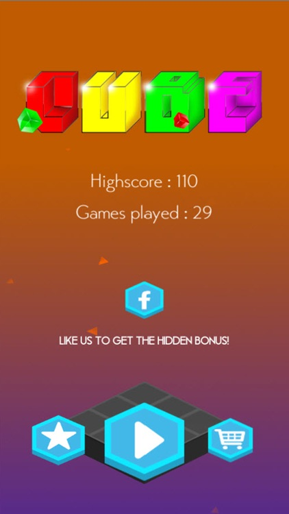 Cube - 3D Block Classic Games screenshot-4