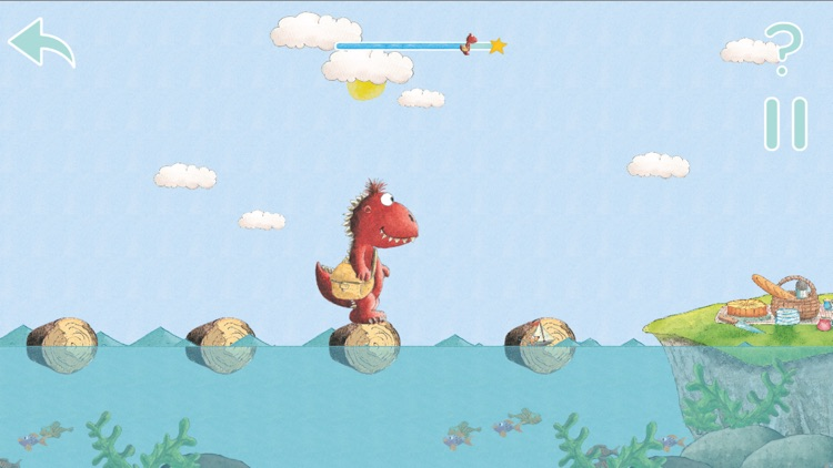 Drache Kokosnuss - Spielspaß screenshot-1