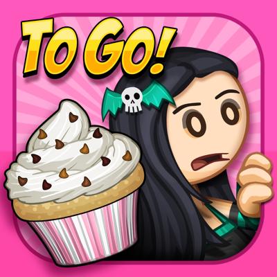 Papa's Cupcakeria To Go! Applications