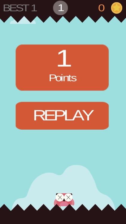 Climb Bird Climb - A Bird Jumper Game screenshot-3