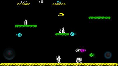 Space Jetpac ZX Spectrum HD screenshot two