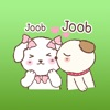 The Happy Couple Puppies English Stickers Ranking