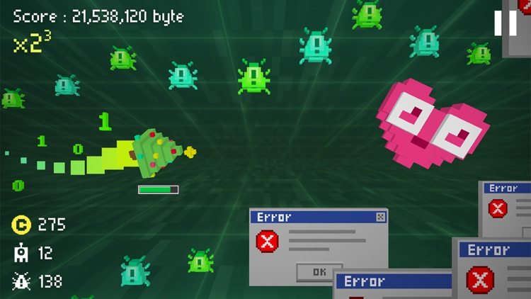 Cursor : The Virus Hunter screenshot-2