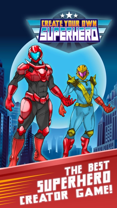 点击获取Superhero Champions Creator Game for Iron-Man