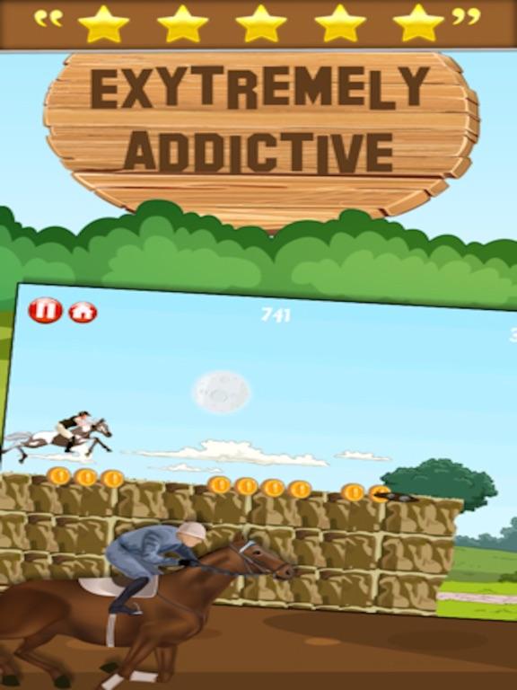 Horse  Race - Tiny Pony Horse Riding screenshot 6