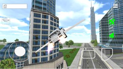 Fly-ing Sports Car Sim-ulator 3Dのおすすめ画像2