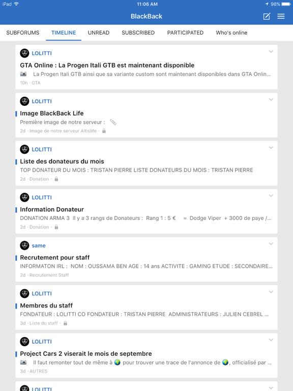 BlackBack screenshot 6