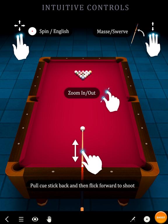 Pool Break - 3Dビリヤードやスヌーカーのおすすめ画像4