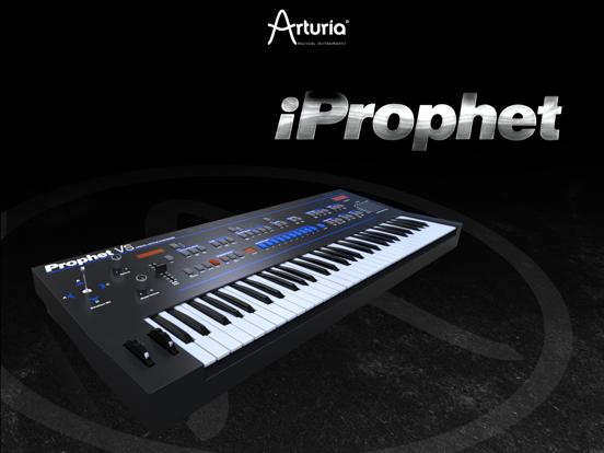 iProphet Synthesizer Screenshots