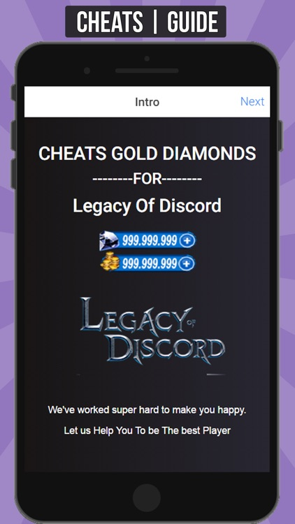 legacy of discord cheats