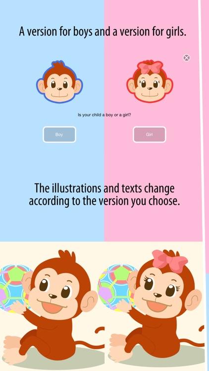 Aki the monkey teaches values - Sharing screenshot-3
